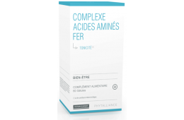 COMPLEXE ACIDES AMINES FER
